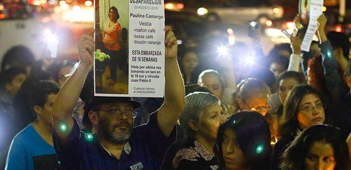Pide CNDH activar alerta de genero para Puebla
