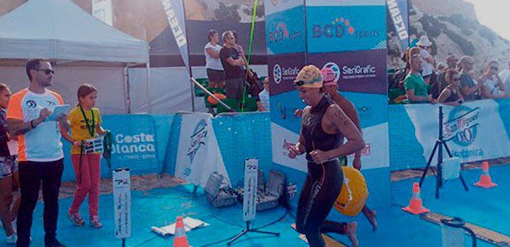 Chimalhuacano destaca en Campeonato Mundial Oceanman