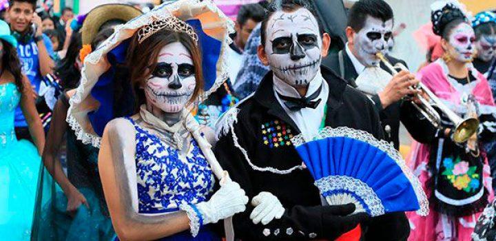 ¡Faltan días para el Día de Muertos, la festividad más viva!