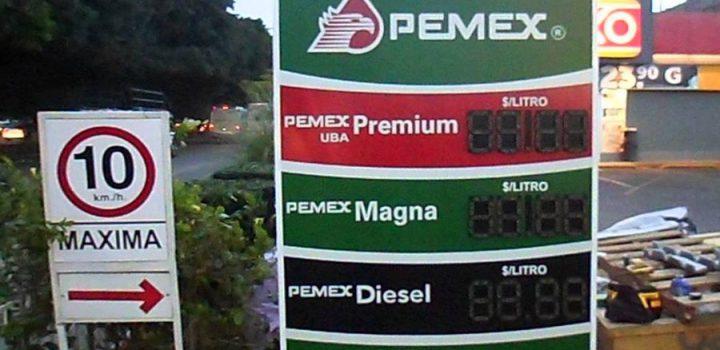 La reforma energética y el colapso de Pemex