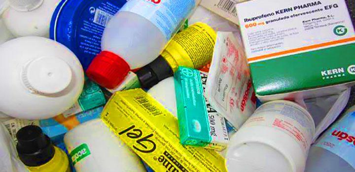 Pide Protección Civil no donar medicamentos caducos