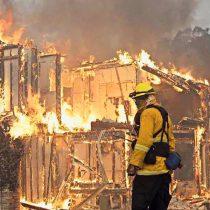 Llega a 17 número de muertos por incendios en California