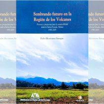 La UAM trabaja por la sustentabilidad en la zona de volcanes del centro del país