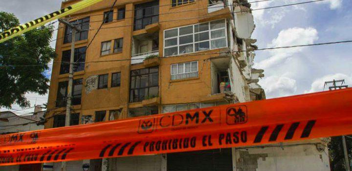 Abiertos ocho expedientes por irregularidades en inmuebles de la CDMX