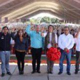 Antorcha forma la fuerza política para transformar a México: Samuel Aguirre