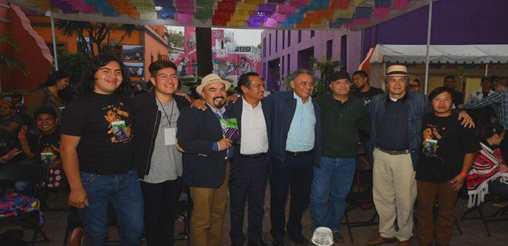 Inauguran el Séptimo Encuentro Nacional 2017 Tradiciones y Fusiones Musicales: Propuestas Indígenas