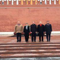México y Rusia acuerdan impulsar su relación bilateral