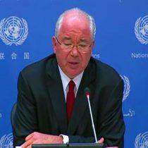 Exige Venezuela a la ONU y EUA frenar desestabilización