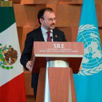 El Canciller Luis Videgaray realiza gira de trabajo a Brasil