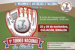 Primer Torneo Nacional de Béisbol