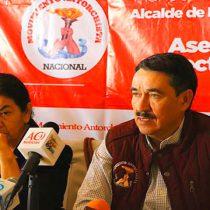 Los antorchistas de México exigen cárcel para los asesinos de Manuel Hernández Pasión