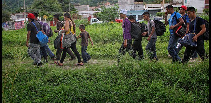 Experimentan México y Estados Unidos cambios en los flujos migratorios