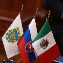 Coinciden CDMX y República Eslovaca sobre la importancia de impulsar gobiernos de coalición