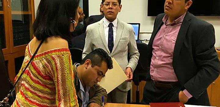 Bartolomé Manzano es el nuevo presidente de Huitzilan