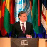 Se deben refrendar valores, libertad, tolerancia y cooperación internacional: Nuño Mayer