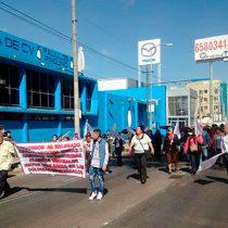Vecinos de Iztacalco exigen al delegado Carlos Estrada Meraz cumplimiento a compromisos