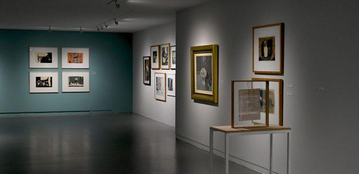 El Museo de Arte Carrillo Gil presenta al Enrique Echeverría dibujante