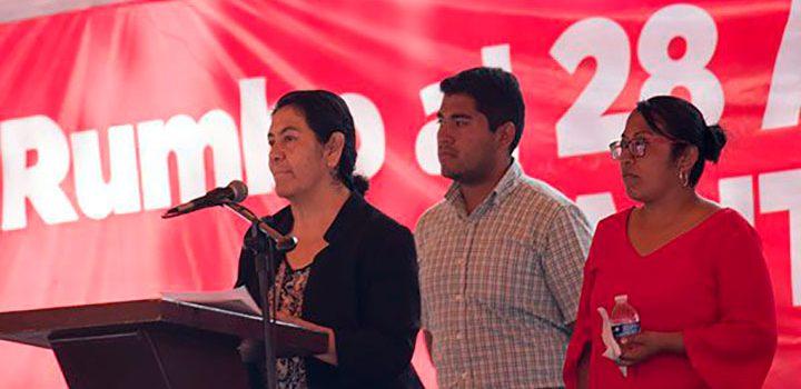 4 mil personas de Xochimilco festejaron 10 años de lucha