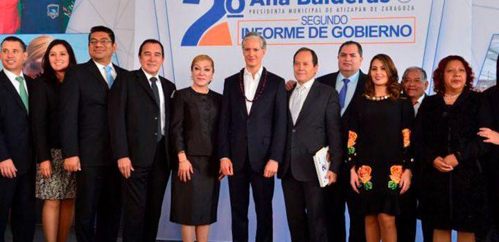 Anuncia Alfredo Del Mazo la inversión de más de 12 mil MDP para fortalecer la seguridad en el Edoméx