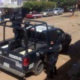 Policía Federal allana domicilios de antorchistas de Soteapan