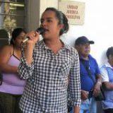 Negativa de solución a demandas de agricultores provoca manifestación en la Secam