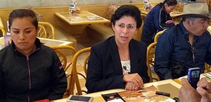 Responsabilizan al Ejecutivo Estatal de los actos represivos en contra de líderes antorchistas