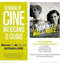 Lo mejor del cine nacional viaja al Centro Cultural Mexiquense