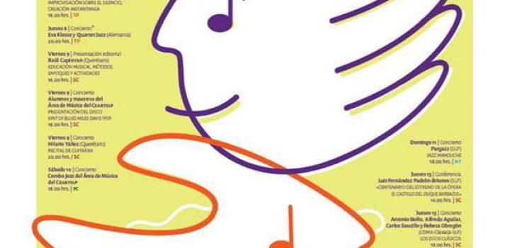 Festival de Música Libre de San Luis Potosí llega  a su décima edición