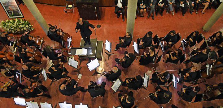 Recuerdan con magno concierto al maestro Francisco Savín