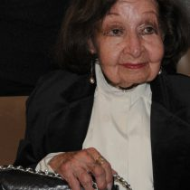 Amparo Dávila celebra 90 años de vida