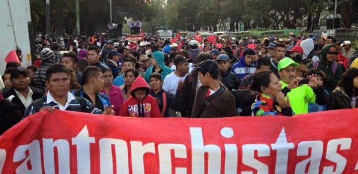 Se manifestarán en Sagarpa campesinos de zona sur de la CDMX: Antorcha