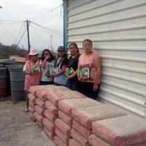 Familias de Xochimilco beneficiadas con recursos para mejoramiento de vivienda