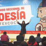 Texcoco, sede del Concurso de Declamación Antorchista en el Edomex