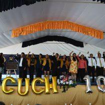 Centro Universitario Chimalhuacán celebra su décimo aniversario
