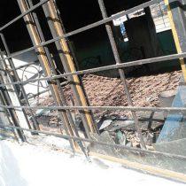 Queman casa del estudiante en Jalpan