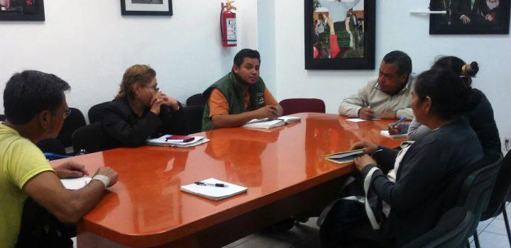 Recibe delegado de Milpa Alta a Antorchistas; le exigen cumplir compromisos