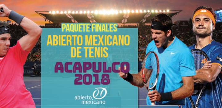 Torneo Abierto Mexicano de Tenis 2018