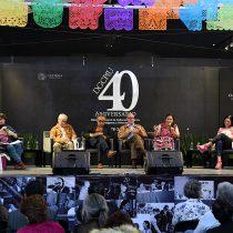 Celebran los 40 años de la Dirección General de Culturas Populares, Indígenas y Urbanas de la Secretaría de Cultura