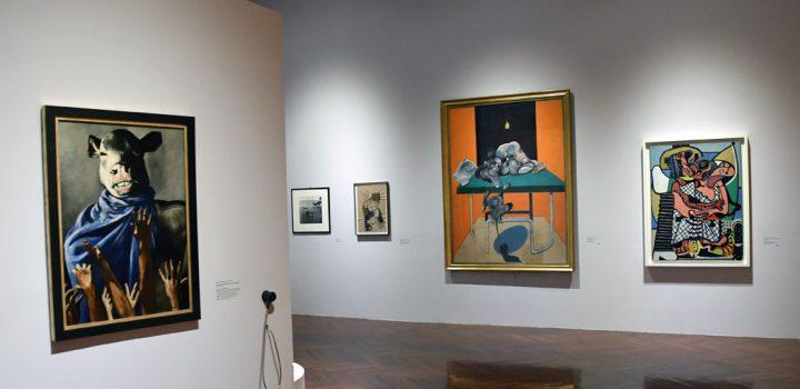 El Palacio de Bellas Artes invita a un paseo por lo extraño y lo fabuloso