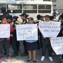 """Sin agua 700 alumnos de Escuelas """"Revolución"""" y """"Pensiones"""""""