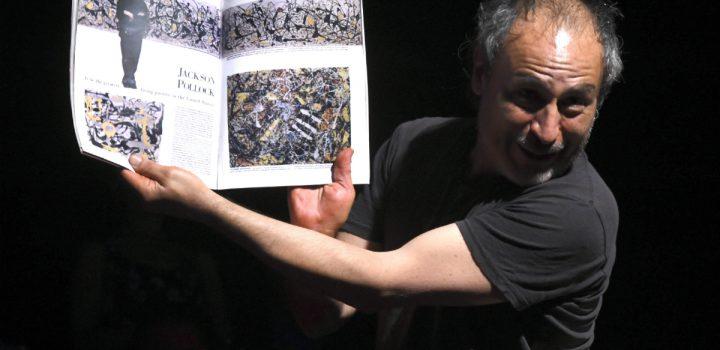 Llevan a escena el torbellino existencial de Jackson Pollock