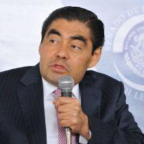 Miguel Barbosa, candidato de Morena a gobernador de Puebla, calumnia y crea clima de violencia en Ocoyucan