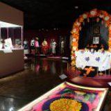 Un recorrido por la flor en el arte mexicano, en exhibición en el Museo Nacional de Antropología