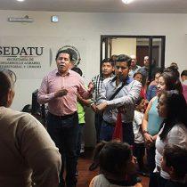 Protestan sonorenses contra burocratismo en SEDATU