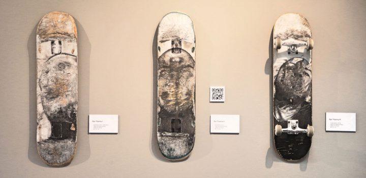 Dibujando en el aire: la travesía urbana del skater