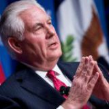 Tillerson y México