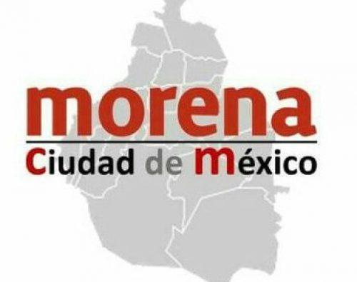 Morena Cdmx