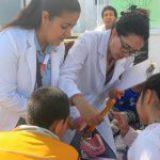 Realizan feria de la salud Coparmex CDMX