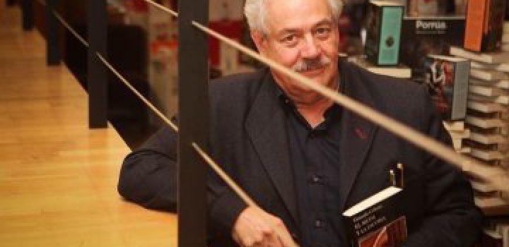 Escribir no es una elección sino un destino: Gonzalo Celorio