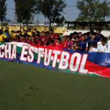 Torneo de futbol rumbo al 28 aniversario de Antorcha en la Ciudad de México